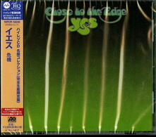 Close to the Edge - CD Audio di Yes