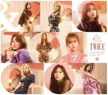 Twice. B Version (Limited Edition) - CD Audio + DVD di Twice