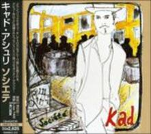 Societe (+ Bonus Track) - CD Audio di Kad Achouri
