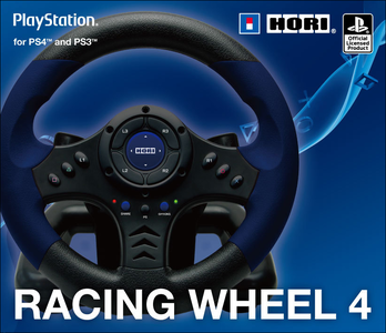 Videogioco Volante Racing Wheel PS4 & PS3 PlayStation4 0