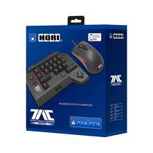 Hori Tactical Assault Commander TAC FOUR (Type K2), Tastiera e mouse FPS per PS4/PS3/PC - Ufficiale Sony