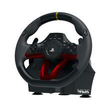 Hori Racing Wheel APEX Sterzo + Pedali PC,PlayStation 4 Analogico/Digitale Bluetooth/USB Nero, Rosso