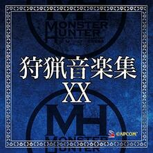 Game Music. Monster Hunter Hunting Music Xion Xx (Colonna sonora) - CD Audio