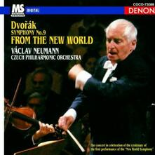 Sinfonia n.9 (Japanese Edition) - CD Audio di Antonin Dvorak,Vaclav Neumann