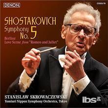 Sinfonia n.5 (Japanese Edition) - SuperAudio CD di Dmitri Shostakovich,Stanislaw Skrowaczewski