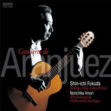 Concierto De Aranjuez (Japanese Edition) - CD Audio di Shin-ichi Fukuda