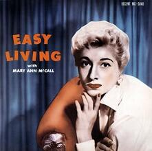 Easy Living (Japanese Limited Edition) - CD Audio di Mary Ann McCall