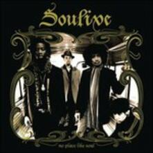 No Place Like Soul (Japanese Edition) - CD Audio di Soulive