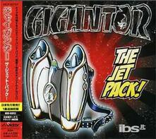 Jet Pack (Japanese Edition + Bonus Tracks) - CD Audio di Gigantor
