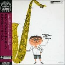 Daddy Plays the Horn (Japanese Limited Remastered) - CD Audio di Dexter Gordon