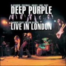 Live in London 1974 (Japanese Edition) - CD Audio di Deep Purple