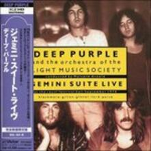 Gemini Suite (Japanese Edition) - CD Audio di Deep Purple