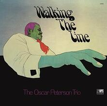 Walking The Line (Japanese Edition) - CD Audio di Oscar Peterson