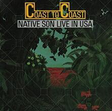 Coast (Japanese Limited UHQCD) - CD Audio di Native Son