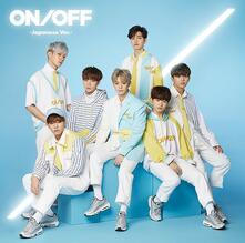 On-Off (Japanese Version) - CD Audio di ONF