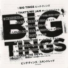 Big Tings - CD Audio di Skindred