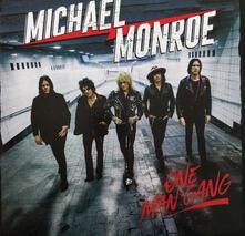 One Man Gang (Deluxe Edition) - CD Audio di Michael Monroe