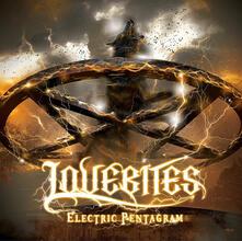 Electric Pentagram (Limited Edition) - CD Audio di Lovebites
