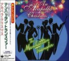 Acappella!! (Japanese Reissue) - CD Audio di Manhattan Transfer