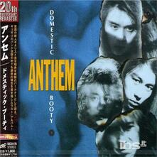 Domestic Booty (Japanese Edition) - CD Audio di Anthem