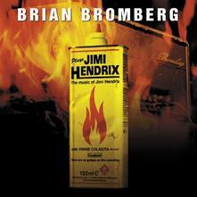 Plays Jimi Hendrix (Japanese Edition) - CD Audio di Brian Bromberg