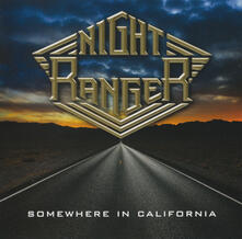 Somewhere in (Japanese Edition + Bonus Tracks) - CD Audio di Night Ranger