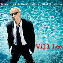 Love Gratitude & Other.. (Japanese Edition) - CD Audio di Will Lee