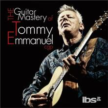 Guitar Mastery of (Japanese Edition) - CD Audio di Tommy Emmanuel