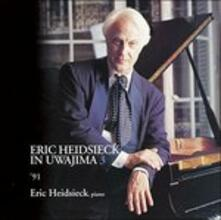 In Uwajima vol.3 1991 (Japanese Edition) - CD Audio di Eric Heidsieck
