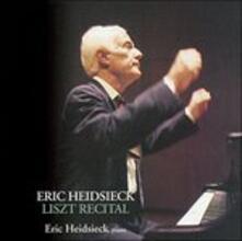 Liszt Recital (Japanese Edition) - CD Audio di Franz Liszt,Eric Heidsieck