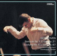 Beethoven. Sinfonie (Japanese Edition) - CD Audio di Ludwig van Beethoven,Herbert Blomstedt