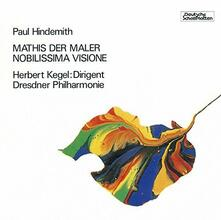 Hindemith. Mathis Der (Japanese Edition) - CD Audio di Paul Hindemith,Herbert Kegel