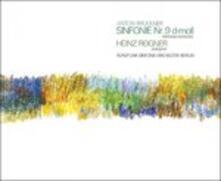 Bruckner.sinfonie Nr.9 (Japanese Edition) - CD Audio di Anton Bruckner,Heinz Rögner