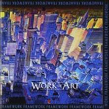 Framework (Japanese Edition) - CD Audio di Work of Art