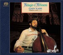 Adagio D'albinoni (Japanese Edition) - SuperAudio CD di Gary Karr