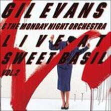 Live at Sweet Basil 2 (Japanese Edition) - CD Audio di Gil Evans