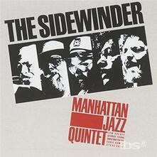 Sidewinder (Japanese Edition) - CD Audio di Manhattan Jazz Quintet