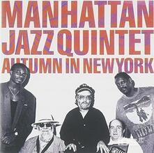 Autumn In New York (Japanese Edition) - CD Audio di Manhattan Jazz Quintet