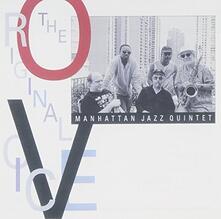 Original Voice (Japanese Edition) - CD Audio di Manhattan Jazz Quintet