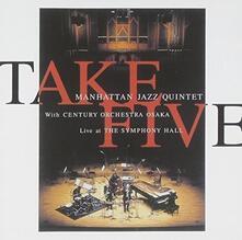 Take Five (Japanese Edition) - CD Audio di Manhattan Jazz Quintet