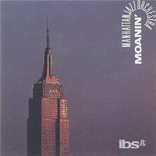 Moanin' (Japanese Edition) - CD Audio di Manhattan Jazz Orchestra