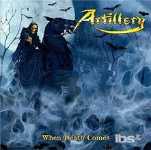 When Death Comes (Japanese Edition) - CD Audio di Artillery