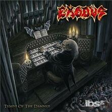 Tempo of the Damned (Japanese Edition) - CD Audio di Exodus