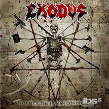 Exhibit B. The Human (Japanese Edition) - CD Audio di Exodus