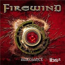 Allegiance (Japanese Edition) - CD Audio di Firewind
