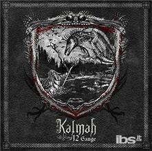 12 Gauge (Japanese Edition) - CD Audio di Kalmah