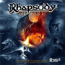Frozen Tears of Angels (Japanese Edition) - CD Audio di Rhapsody of Fire