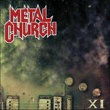 Xi (Japanese Edition) - CD Audio di Metal Church
