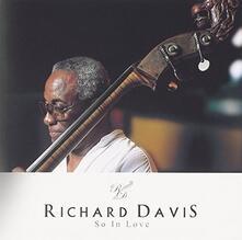 So in Love (SHM-CD Japanese Edition) - SHM-CD di Richard Davis