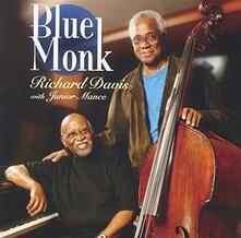 Blue Monk (Japanese SHM-CD) - SHM-CD di Richard Davis